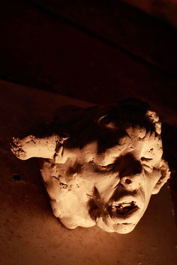 cabeça de minotauro (foto 1)
