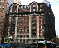 The Hotel Belleclaire
