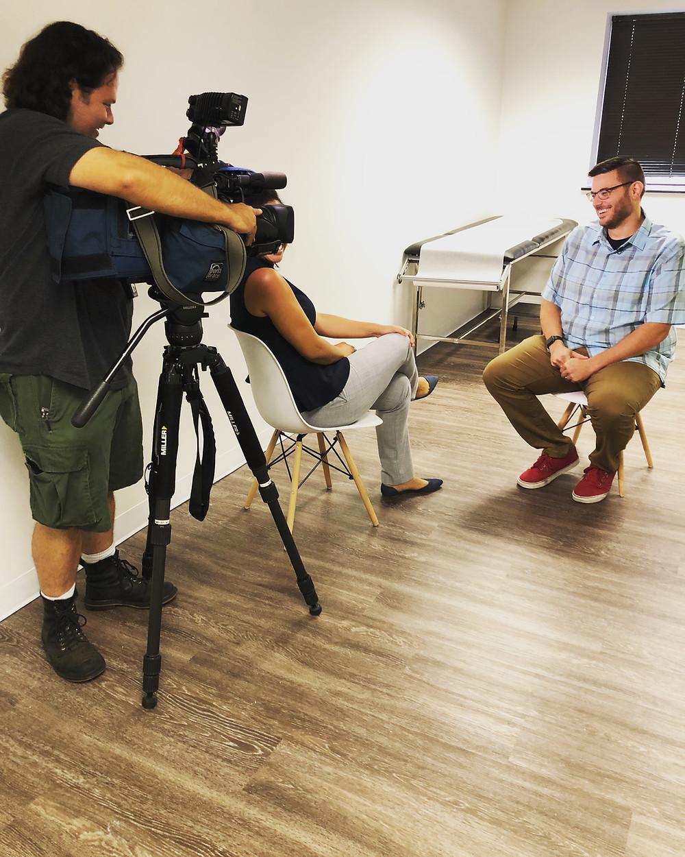Randy Shaffer, Patient and Marketing Manager at Ohio Marijuana Card