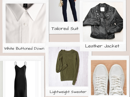 How to Build a Timeless Wardrobe