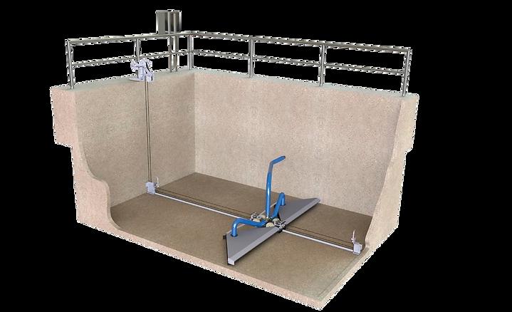 removedor de lodo raspador decantador bomba trituradora submersa vácuo sedimentos eta ete limpeza estação de tratamento água esgoto