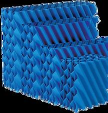 módulo de decantação colméia eta ete tratamento de água decantação decantador pvc filtros estação de tratamento água e esgoto