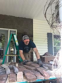 Tim Szydlowski-stonework