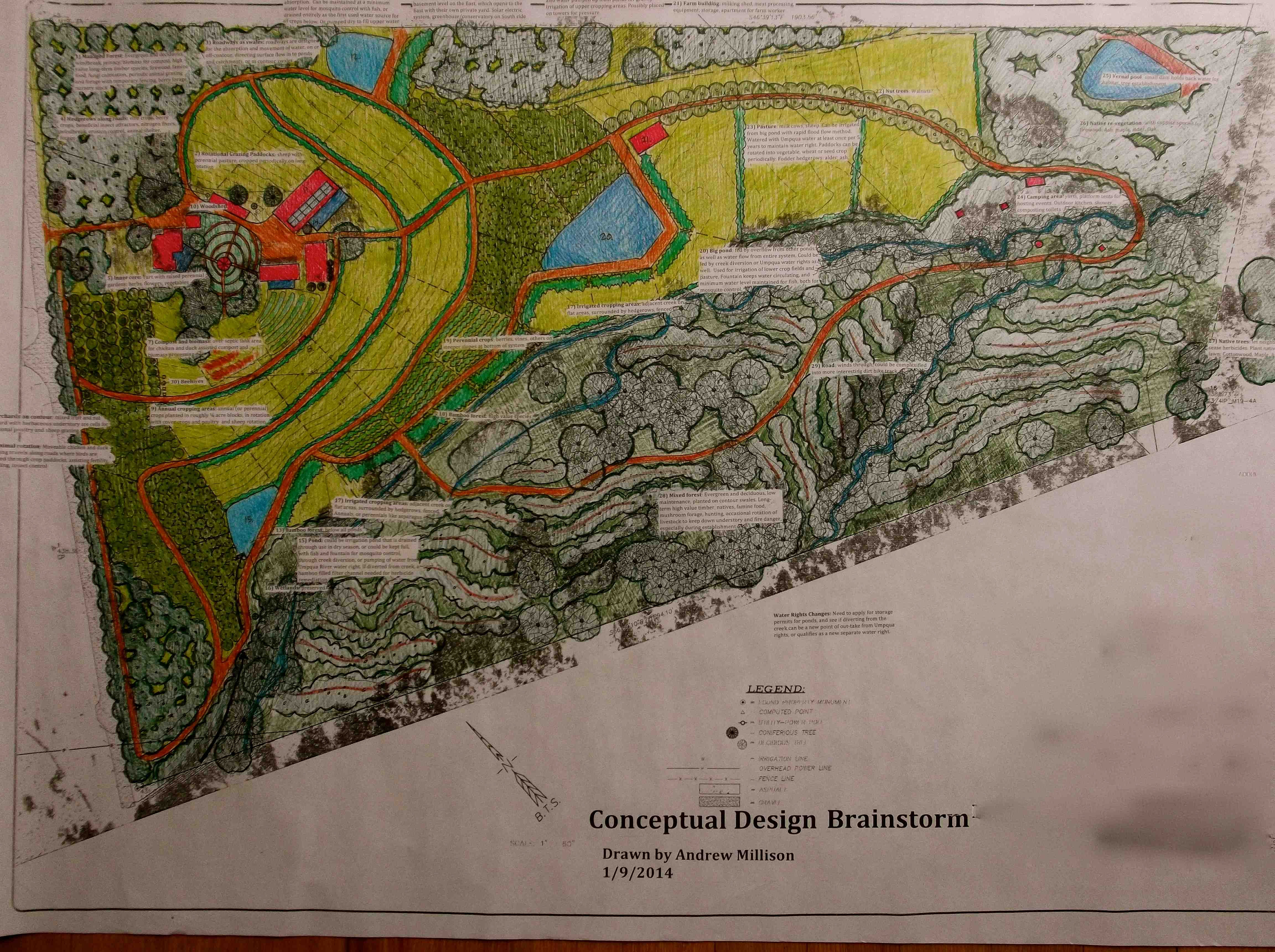 Permaculture Design International | 40-acre Homestead ...