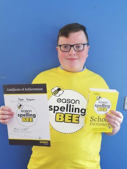 Co. Cavan Spelling Bee