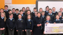 St. Brigid's Crosses to make a Difference