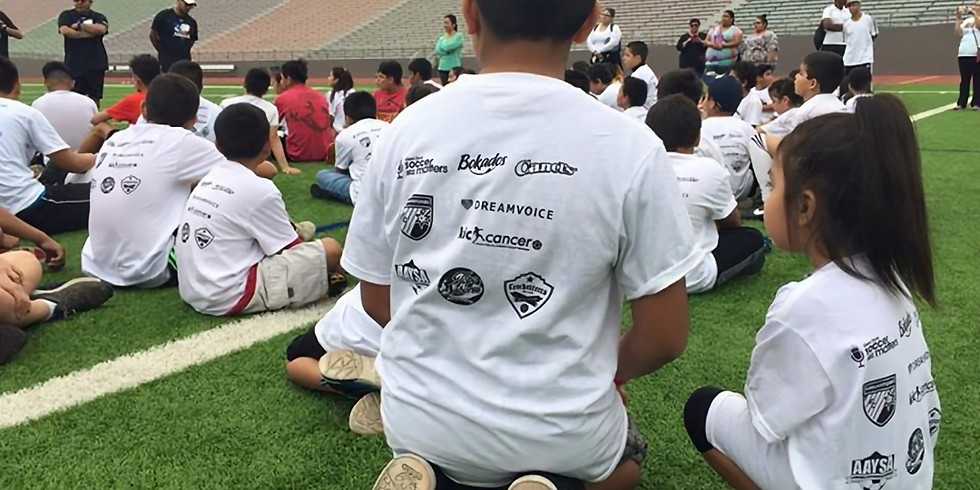 2018 Kick Cancer Soccer Camp