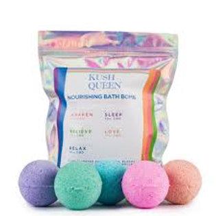 Complete Mini Collection -  10mg CBD Bath Bombs