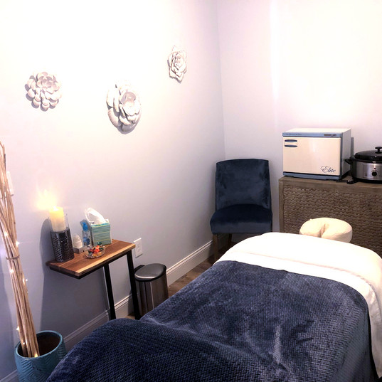 Chakra Cleansing Room