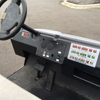 DeLorean Dash