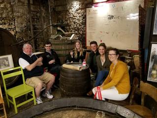 Wine on the Rhine