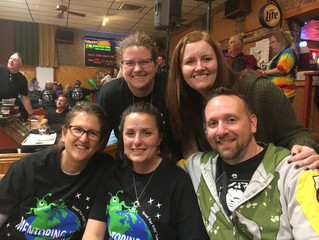 Bowling Badly for a Cause