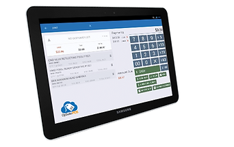 OpSuite POS on Tablets