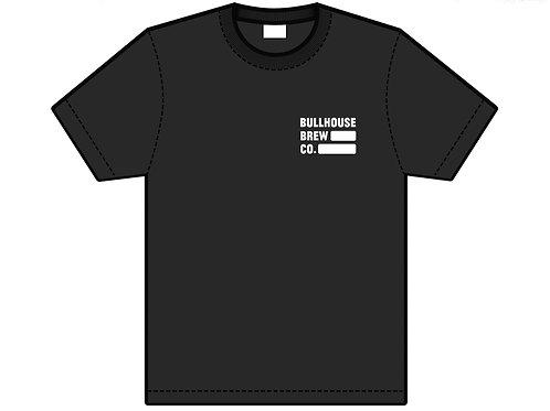 Badge Logo Tee in Black