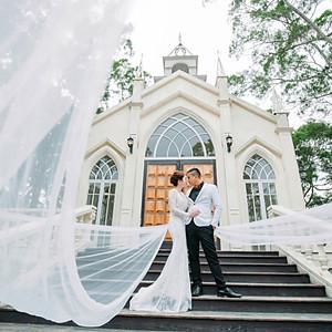 婚紗-格林攝影基地 光復新村