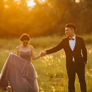 婚紗-顏式牧場 美式婚紗