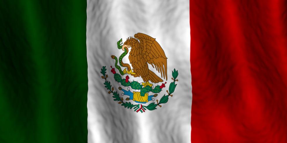 San Jose City Hall Mexican Flag Raising Ceremony