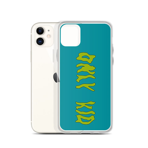 Only Kid iPhone Case