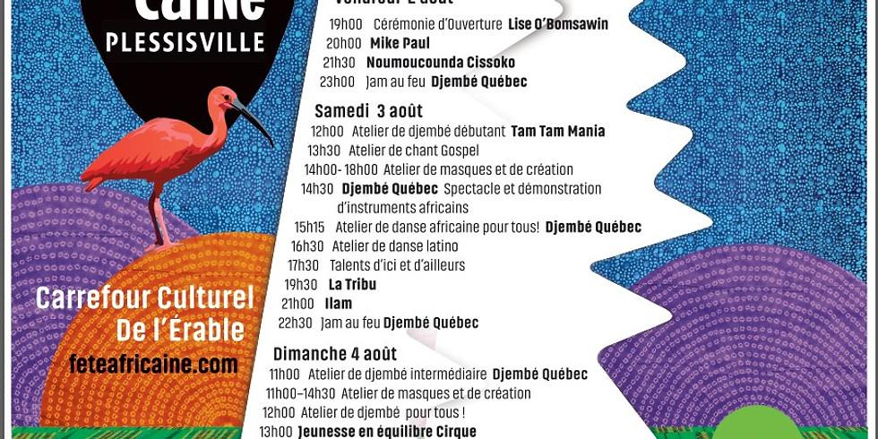 Fête Africaine de Plessisville