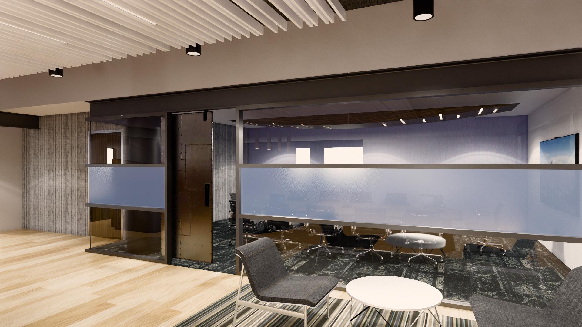 BOILERMAKER Office Renovation - Proposed