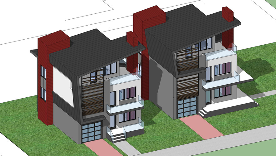 PRIVATE RESIDENCE - Proposed