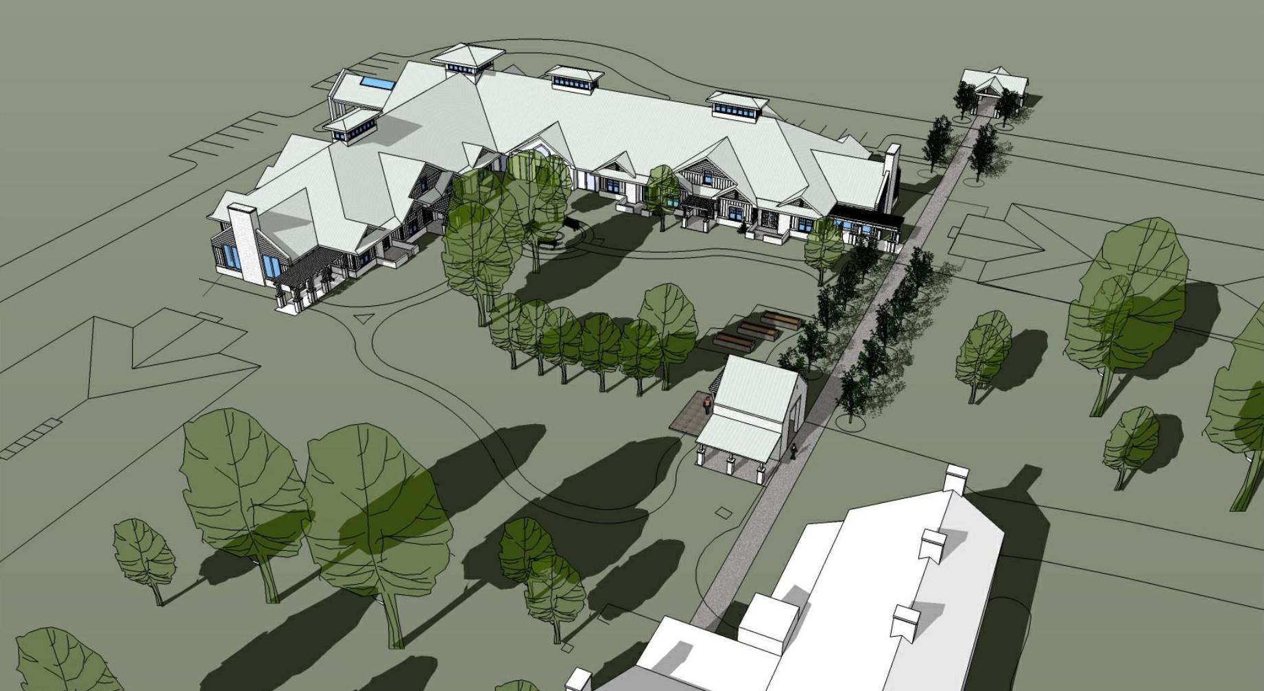 LEWIS MEMORIAL - Assisted Living - Proposed
