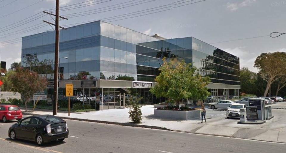 ENCINO Medical Plaza - Existing