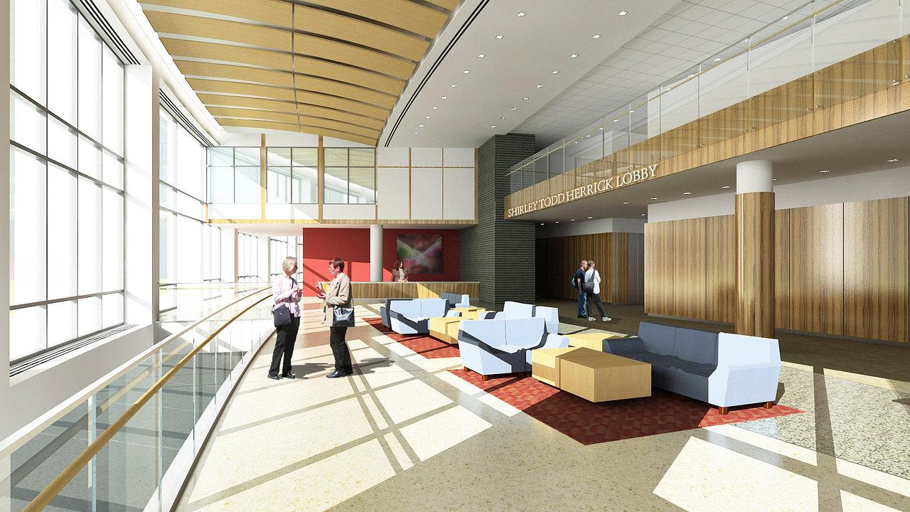 HMC - New Lobby Concept