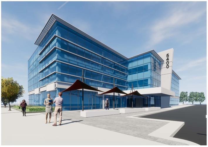ENCINO Medical Plaza - Proposed