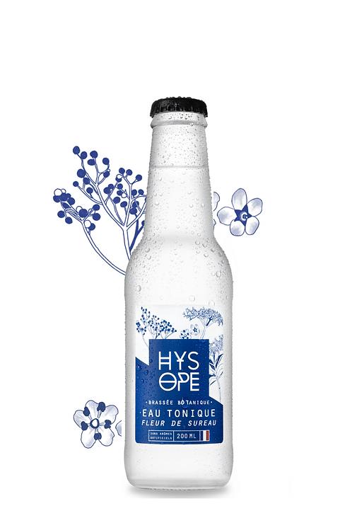 Hysope - Eau Tonique à la Fleur de Sureau - 20 cl
