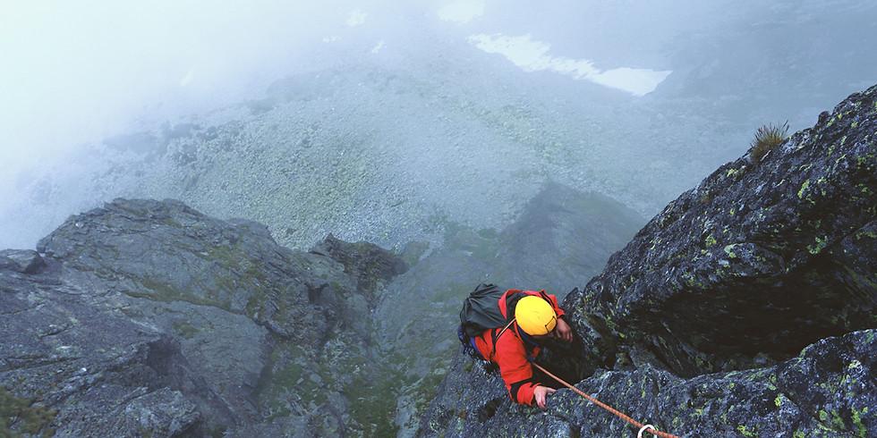 Kurz skalního lezení pro začátečníky - s ubytováním