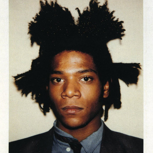 Jean- Michael Basquiat