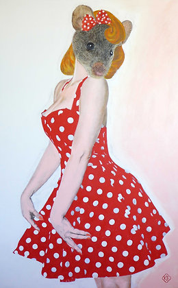 The Real Minnie Mouse