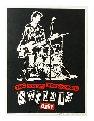 GIANT ROCK AND ROLL / SHEPARD FAIREY