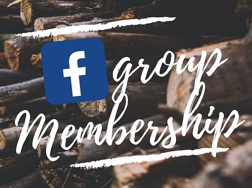 CSA Facebook Group Membership