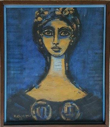 Mujer - René Portocarrero
