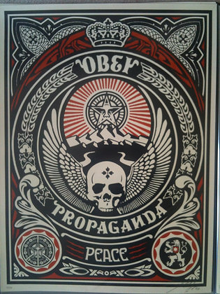 EAGLE MOUNTAIN / SHEPARD FAIREY