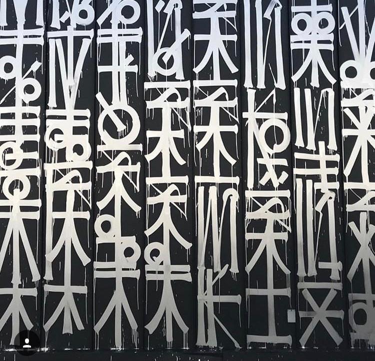 RETNA, miami, art wall, graffitti, urban art