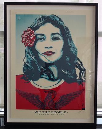 WE THE PEOPLE / SHEPARD FAIREY