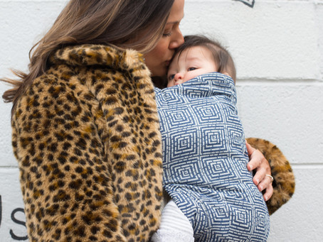 Winter Babywearing by Nicole Hepburn of Nurtured Baby