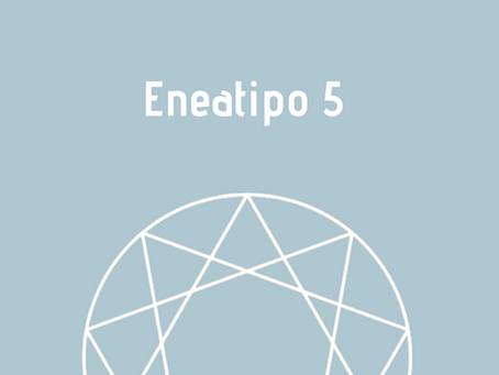 Eneatipo 5: um breve resumo para ajudar na auto-observação