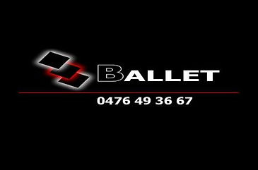Tegelwerken Ballet Geert & Co