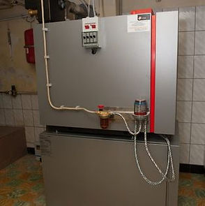 Maout condensatieketel Viessmann