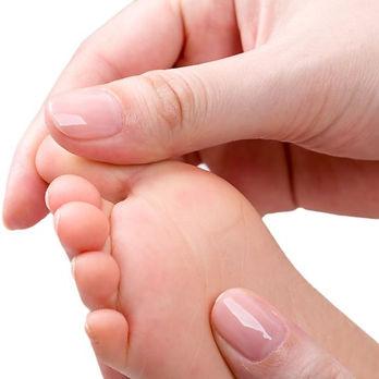 Behandeling voeten