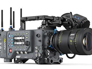 ARRI выпускает 4K камеру Alexa LF