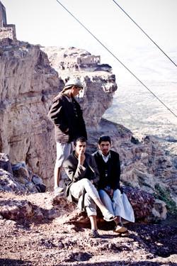 Mountains, Yemen