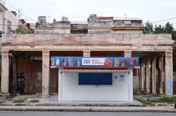 Kiosco Amistad in Havana