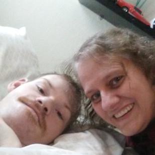 Nurse Michelle and Patient James