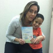 Mom Maydelline and Patient Jose