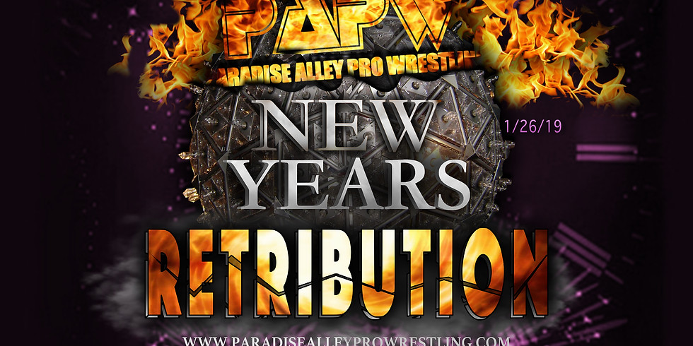 NEW YEARS RETRIBUTION